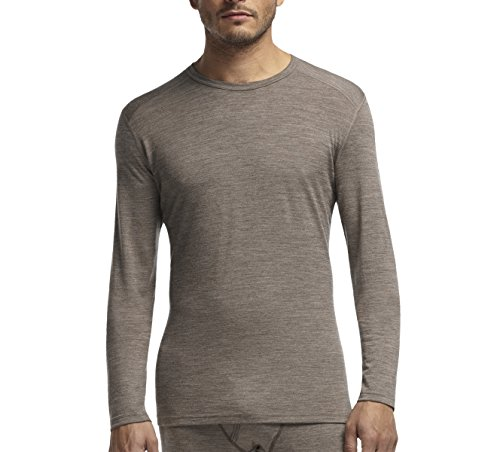 Icebreaker Merino Men's Oasis Long Sleeve Crewe