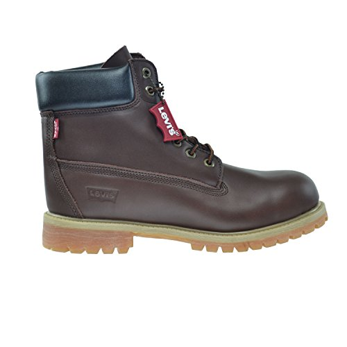 Levi's Harrison LE Men's Water Resistant Nubuck Boots Brown 516714-01b (10 D(M) US)