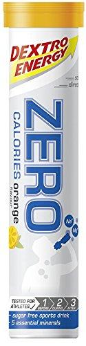Dextro Energy Zero Calories Orange Brausetabletten, 12 x 80 g