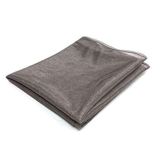 EMF Scarf 5G Radiation Protection Anti RF Safe Clothing Shielding Silver Fabric