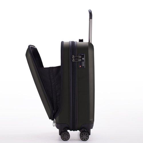 Hauptstadtkoffer Xberg 55cm Handgepäck graphit matt + 20,- Reisegutschein - 42l Handgepäck, Koffer