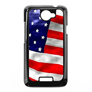 British flag HTC One X Cell Phone Case Black MS4627383