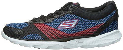 Skechers 53914/BKBL Mens Homme Skechers Go Run–Sonic Taille 42,5