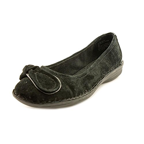 Mountain White Lustre Toe Size Espadrille Womens 6 Leather Closed Black 0 wUrdUqR