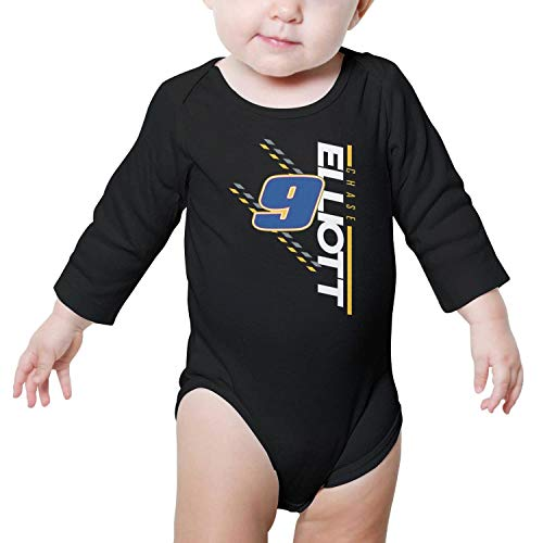 djdesd Baby Boy Girl Long Sleeve Baby Onesies Newborn Clothes ()