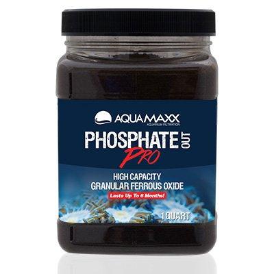 AquaMaxx Phosphate Out Pro High Capacity GFO Filter Media - 1 Quart
