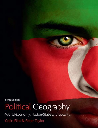 Download Political Geography: World-economy, Nation-state and Locality Pdf