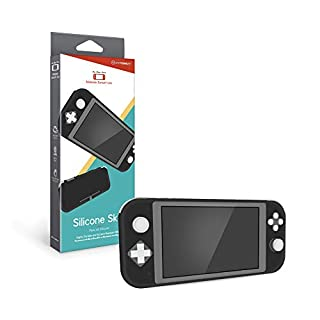 Hyperkin Silicone Skin for Nintendo Switch Lite (Black)