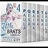 Little Brats: Taboo A-Z Volume 4: (Forbidden Taboo Erotica) (Little Brats Boxed Sets)