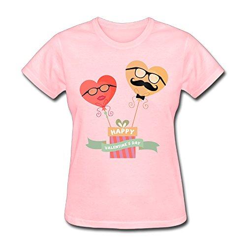 Valentines Womens Creative Design T Shirt