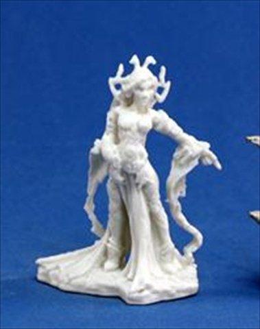 - Reaper Shaeress, Dark Elf Queen (1) Miniature