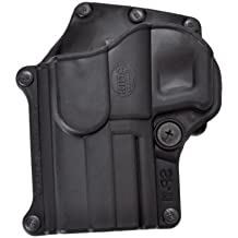 "Fobus Roto Holster Belt Left Hand SP11RBL Springfield Armory XD/XDM / HS 2000 9/357/40 5"" 4"" / Sig 2022 / H&K P2000"