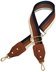 Beacone Wide Purse Strap Replacement Adjustable Crossbody Handbag Strap Belt