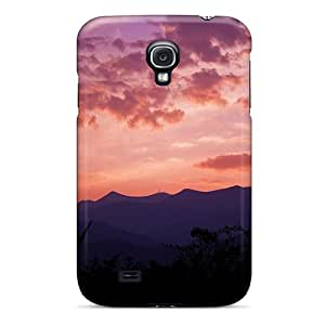 Premium Durable A Spanish Sunset Fashion Tpu Galaxy S4 Protective Case Cover