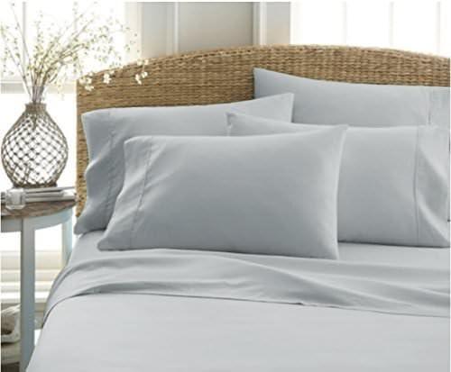 MyNewHome - Juego de sábanas de algodón orgánico auténtico para ...