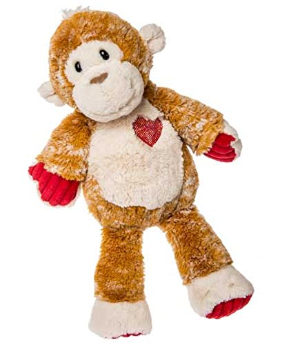 Marshmallow Muffin Monkey Soft Toy, 13-Inch