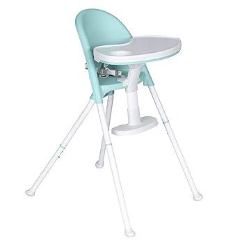 2018 Brand New Baby High Chairs Fold able Highchair Feeding Model free Bibs