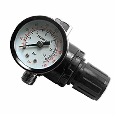 Air Line Pressure Regulator Control Valve For Hvlp Air Spray Sprayer Paint Gun