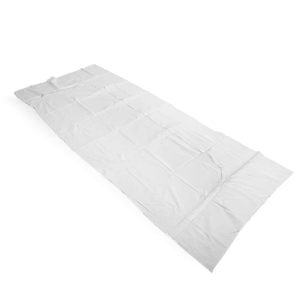 MediChoice Post Mortem Bag Kit, w/Curved Zipper, 36x90 Inches, Adult, 1314PM500K (Case of 10)