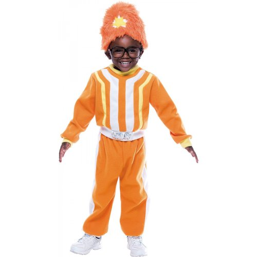 Yo Gabba Gabba DJ Lance Toddler Costume - 2T for $<!--$22.99-->