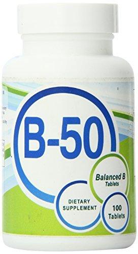 (Eden Pond B-50 Best Choice Supplement, 100 Count by Eden Pond)