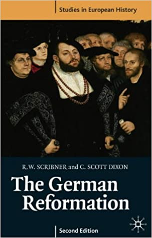 Book German Reformation (Studies in European History)