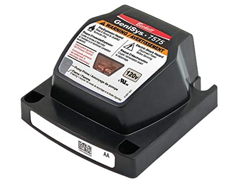 (Beckett 7575P1515U 120v Genisys Primary Control Pre Purge 15 Sec. Post Purge Epoxy potted for moisture resistance 15)
