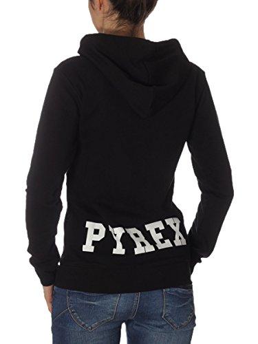 Pyrex - Sudadera - para mujer negro