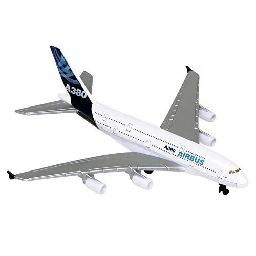 Daron Airbus Single Plane A380 (Great Model Airplanes Planes)