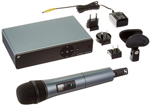 Sennheiser XSW 1-835-A Vocal Wireless Microphone, A Range 548-572 MHz