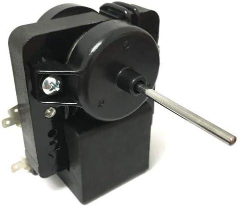 200d2940p005// 200d2940p011 Fan MotorMabe Type 110v 60hz 0.12a 7.5w 2500rpm Ccw Shaft Length 1.61 Inch Appli Parts Apfm-1638 Ref Wr01f01638