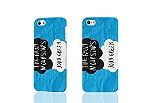The Fault in Our Stars Custom Diy Unique Image Durable 3D Case Iphone 5 5S Hard Case Cover hjbrhga1544