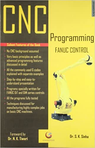 Buy CNC Programming Book Online at Low Prices in India | CNC