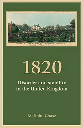 Download online 1820: Disorder and stability in the United Kingdom PDF, azw (Kindle)