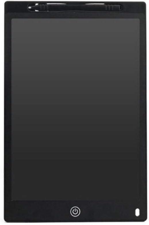 8.5 / 12インチLCDライティングタブレットデジタル描画タブレット手書きパッドポータブル電子タブレットボードペン付き超薄型ボード,黒,8.5INCH