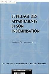 Le pillage des appartements et son indemnisation