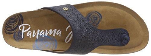 Roses Flops Weiß Quinoa 4 UK Flip Blue Napa Women's Jack Panama White B5 Blanco Marino pwxYaqXtt