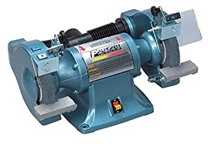 Palmgren 8 Quot 3 4hp 220 380v 3ph Grinder With Dust