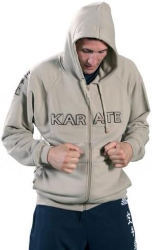 especificación Reanimar jamón  adidas Karate - Sudadera con Capucha (tamaño Grande): Amazon.es: Deportes y  aire libre
