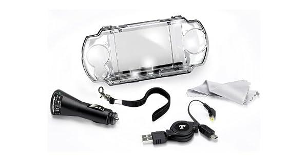 Thrustmaster T-Travel Stereo PSP - cajas de video juegos y ...