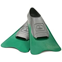 Training Swim Fins (Green