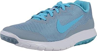 Nike Men's Flex Experience RN (Blue Grey/Gmm Bl/Gmm Bl/White) Running Shoe, 5.5 B(M) US