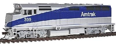 Walthers HO Scale EMD F40PH - Standard DC - Amtrak Phase V