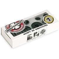 Rodamientos Independientes para monopatín ABEC-7-8 mm, Color Negro