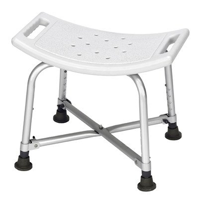 Revolution Mobility Bariatric Shower Bench without Back ()