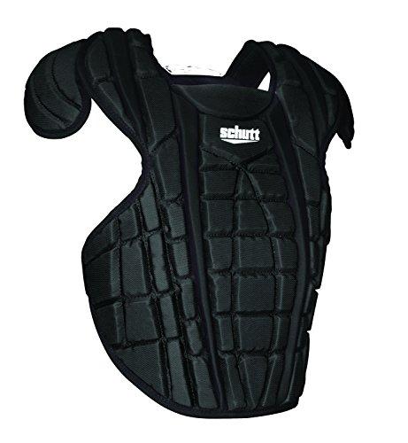 Schutt Sports Scorpion 2.0 Chest Protector, Black, 15