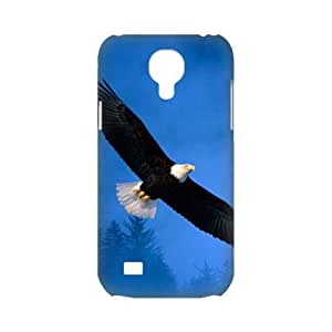 Welcome!SamSung Galaxy S4 Mini Cases-Brand New Design Birds Eagle Printed High Quality TPU For SamSung Galaxy S4 Mini 4.3 Inch -05