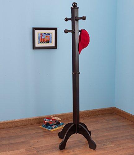 KidKraft Deluxe Clothespole with Pegs - Espresso Clothes Pole Kidkraft Furniture