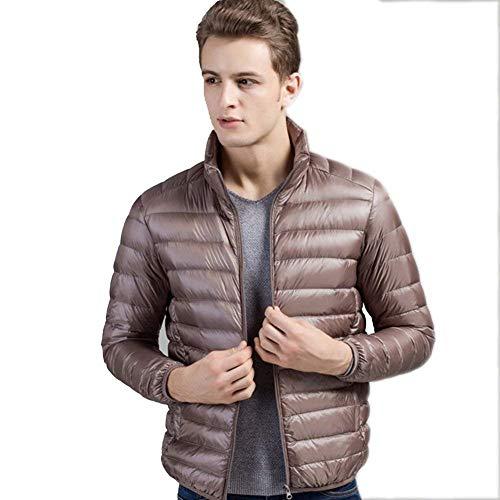 Duck D'hiver Haute En Design Col De Down Mode Kaki Hommes Qualité Manteau Único Nnen Stand Jacket Biran xg1YZqfx