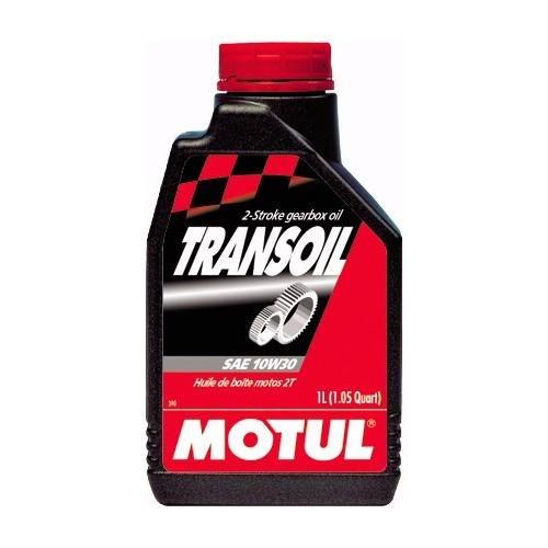 Motul 105894 10w30 Wet Clutch Trans Oil, 12 Liter